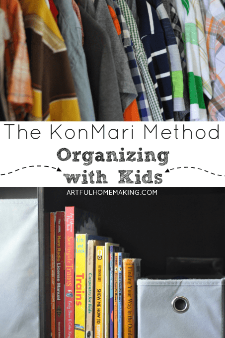 konmari method for kids