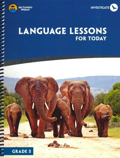language lessons for today