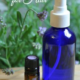 Lavender Mist for Curls