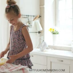 Age-Appropriate Chores for Kids with Free Printable