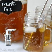How to Make Mint Tea