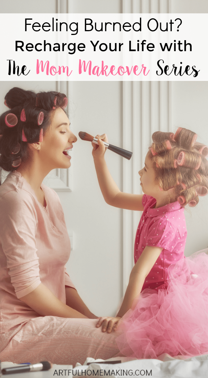 This mom makeover series could change your life!