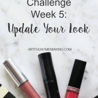 This challenge has been super helpful for updating my mom look!
