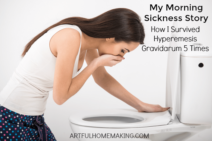 surviving hyperemesis gravidarum