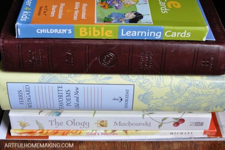 plans for homeschool morning time