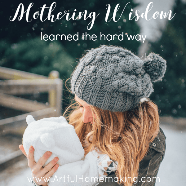 mothering wisdom