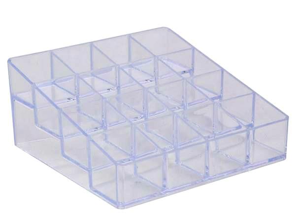 dollar store multi-compartment organizer