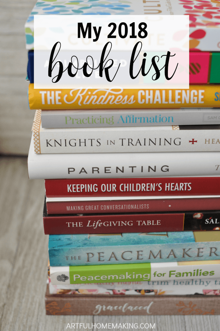 This is an awesome list of books for Christian moms!