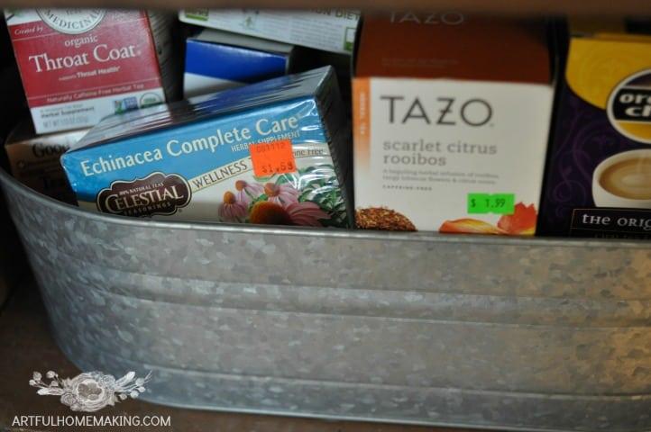 natural medicine cabinet