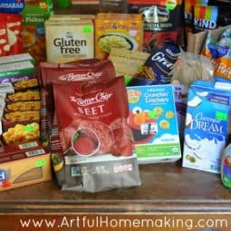 Eat Healthy on a Budget (Our Grocery Haul)