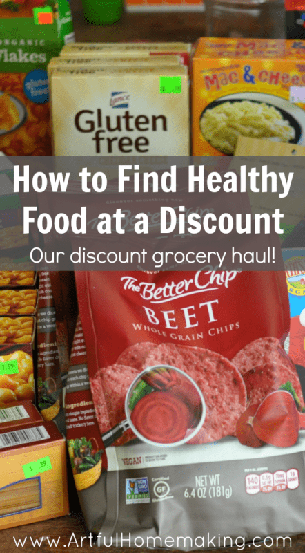natural food at a discount