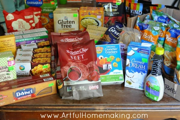 Eat Healthy on a Budget (Our Grocery Haul) - Artful Homemaking