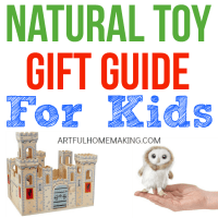 Best Classic Natural Toy Gift Ideas for Kids