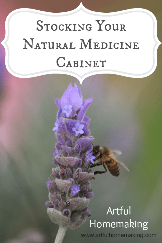 stocking your natural medicine cabinet