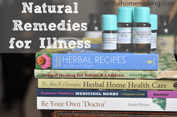 natural remedies for illness