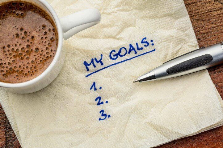 goal setting for busy moms