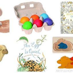 101 Non-Candy Easter Basket Ideas