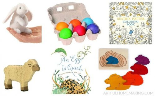Easter and spring toys