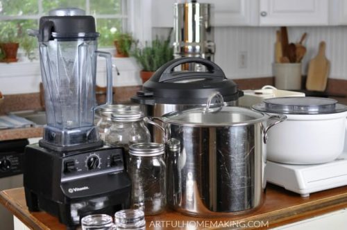 real food kitchen tools
