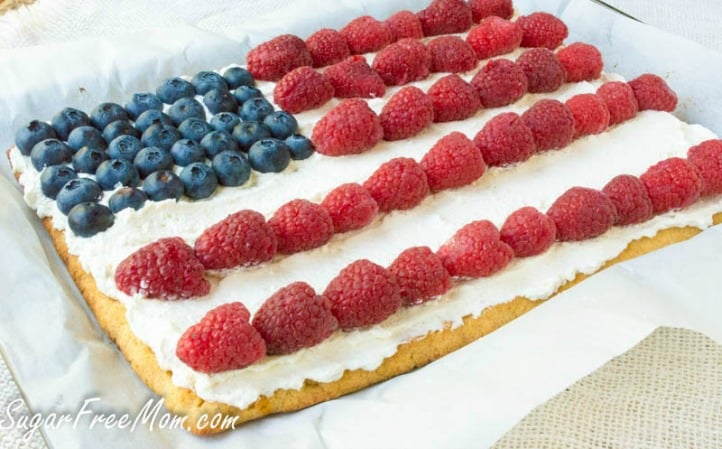 trim healthy mama patriotic desserts