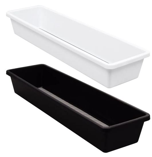 dollare store rectangular drawer organizer