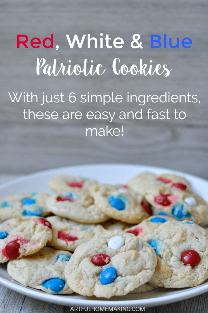This recipe is perfect for 4th of July!