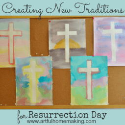 Creating New Traditions for Resurrection Day