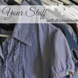 Sell Your Stuff {Day 29}