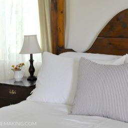 Farmhouse Bedroom Ideas for Spring