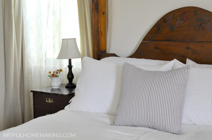 farmhouse bedroom ideas for spring
