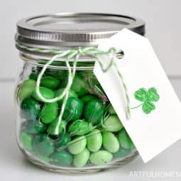 Simple St. Patrick's Day Gift Idea