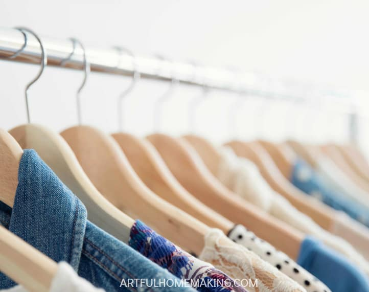 stay-at-home capsule wardrobe