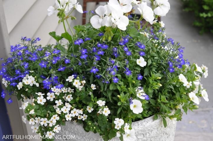 How to Create a Flower Planter