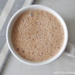 Sugar Free Hot Chocolate (Non Dairy) Easy Recipe
