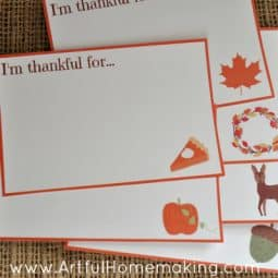Thanksgiving Cards Free Printable