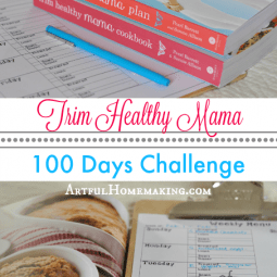 100 Days of Trim Healthy Mama