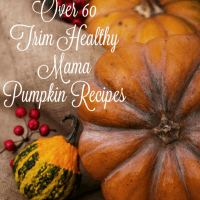 66 Trim Healthy Mama Pumpkin Recipes
