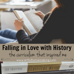 Falling in Love with History: Tapestry of Grace Review