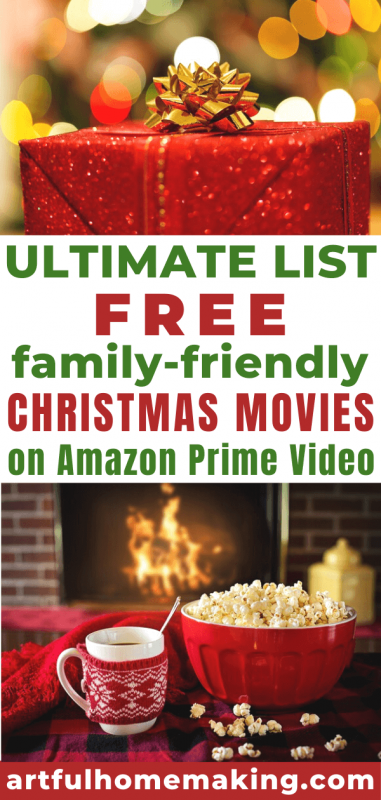 Free Family-Friendly Christmas Movies