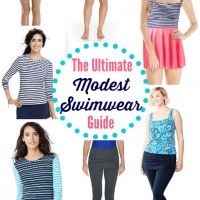 The Ultimate Modest Swimwear Guide