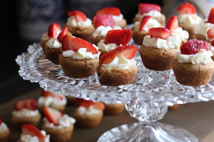 trim healthy mama valentine's desserts