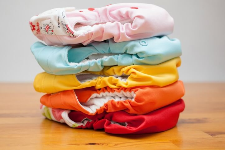 ways to save money cloth diapers