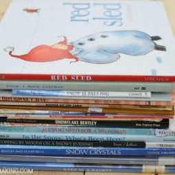 26 Favorite Winter Picture Books