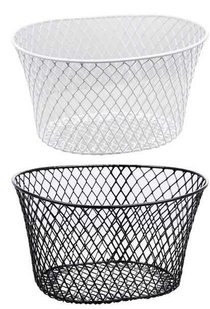 dollar store wire baskets