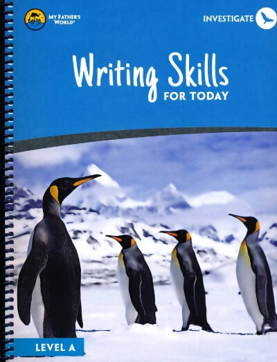 writing skills for today book